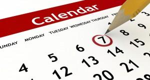 Calendario riunioni AIAC