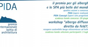 PREMIO E WORKSHOP PIDA- www.pida.it