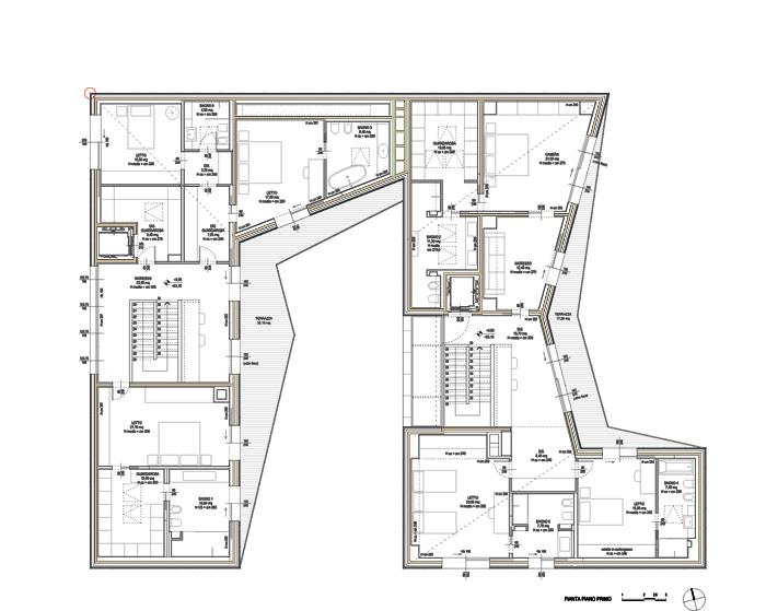 studio enrico iascone - villa a sassuolo  tletter