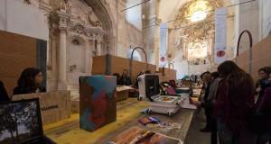 """Architects meet in Selinunte 2012  """"Partire_Tornare_Restare"""" _ Foto della mostra – Castelvetrano 2012"""