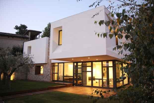 Emanuele scaramucci casa a castel di lama press tletter for 1 5 piani casa piani