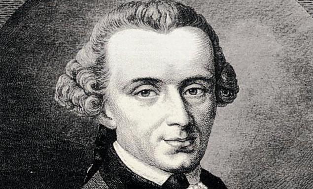 Regolarità geometrica: il punto di vista di Immanuel Kant