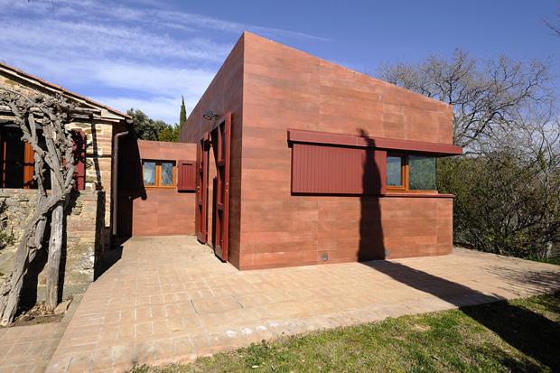 URBANLAB ARCHITETTI ASSOCIATI – Casa a Pereta