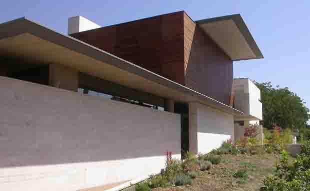 ARCHITETTURA MATASSONI – Casa bifamiliare a Montevarchi