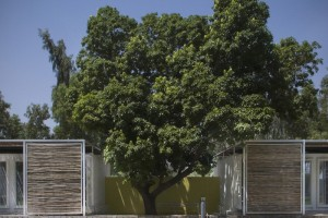 ARCHITETTURA ED EMERGENZA: STUDIO TAMASSOCIATI Container Medical Compound for Salam Centre