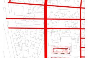 MEDAGLIA D'ORO: VINCENZO LATINA Padiglione di accesso agli scavi dell'Artemision di Siracusa, Siracusa, Italia, 2011 - scheda struttura urbana