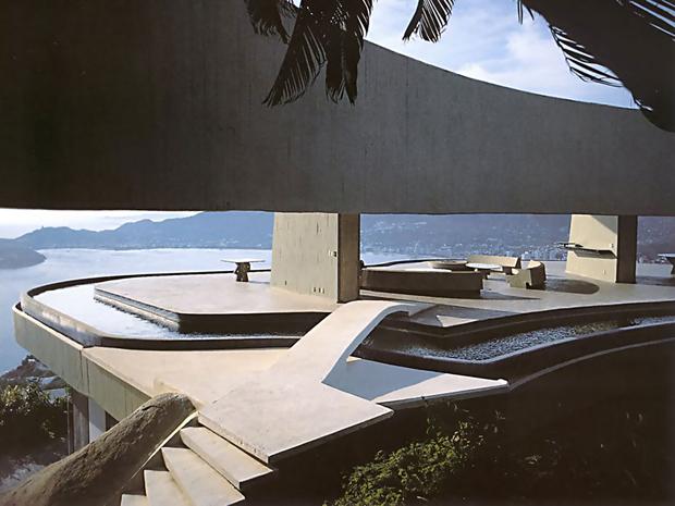 Marbrisa house for Villa casa mansion la cima acapulco
