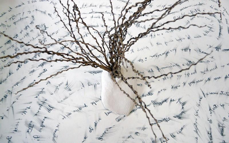 Ciò che ferma le altalene – di Claudia Ferrini