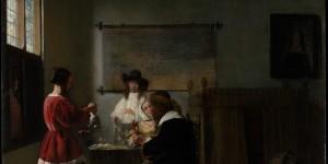 L'amore ai tempi di Vermeer – di Claudia Ferrini