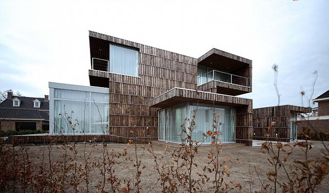 Villa Welpeloo:oltre la reused house-di Federica Russo