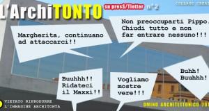 Le vignette di Omino Architettonico – L'ArchiTONTO 2