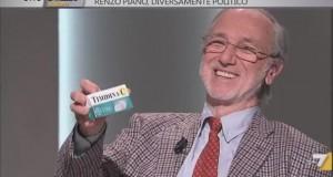 Renzo Piano e la Timidina – di Marco Ermentini