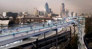 Londra, la verde o di Francesca Capobianco