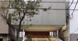 Katsutadai House o Yuko Nagayama & Associates