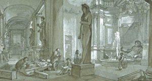 Una nota sull 'origine del museo – di Guido Aragona