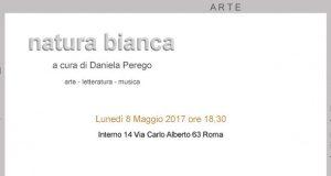 Interno 14: Natura Bianca a cura di Daniela Perego