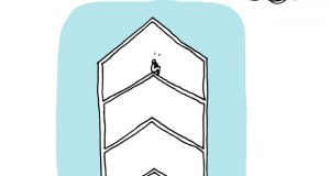 Floors To Ceilings House – Casa A Solai-Tetti – di Diego Lama