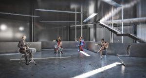 """Progetto per il Concorso """"Music Factory di Lanzarote"""" – Studio Antonio Mauro"""