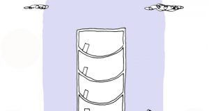 Indolent Floors House – Casa A Solai Indolenti – di Diego Lama
