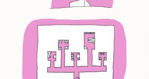 Thick Walls House – Casa Con Muri Spessi – di Diego Lama