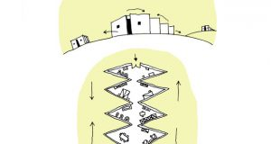 Extensible House – Casa Allungabile – di Diego Lama