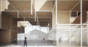 PROGETTO FINALISTA – Young Italian Architects 2018 – OKS ARCHITETTI