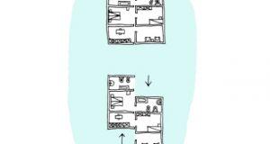 Sliding House –Casa Scorrevole – di Diego Lama