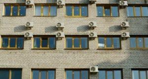 Sfide: l'architetto contro la scatola esterna del condizionatore – di Christian De Iuliis
