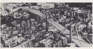 Vacche grasse e ponti snelli, beati anni sessanta, tra Genova e Napoli – di Eduardo Alamaro