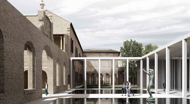Sul Palazzo dei Diamanti – di Massimo Locci