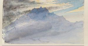 John Ruskin, il sasso e le nuvole – di Alessandra Muntoni