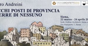 Mauro Andreini – Vecchi posti di Provincia e Terre di nessuno