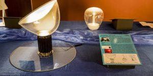 IL DESIGN ITALIANO SOTTO LA LUCE –LAMPADE DEI MAESTRI DEL DESIGN: 1950 – 2019 – di Tommaso Cigarini