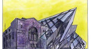 Architettura Contemporanea e Contesto Storico – Royal Ontario Museum, Daniel Libeskind osa